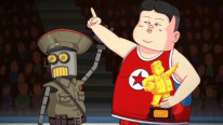 Kim Jung Un and Dennis Rodman's Basketball Team is Unstoppable