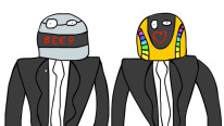 How To Draw Really Good – Daft Punk