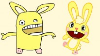 Cuddles from Happy Tree Friends