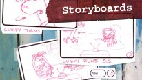 By The Seat Of Your Pants Storyboards