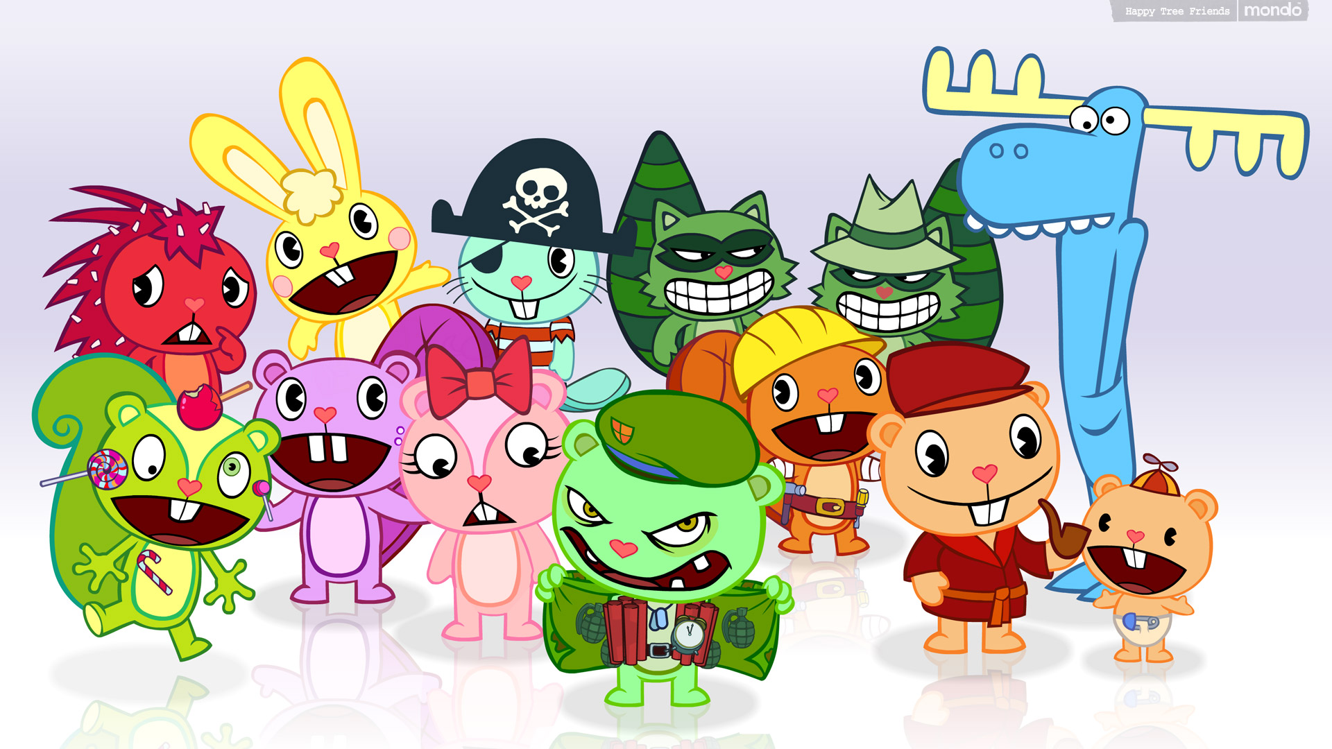 1000+ images about Happy Tree Friends on Pinterest | Happy ...